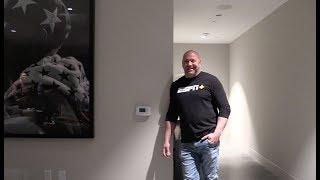 Dana White's New Office at the UFC Apex
