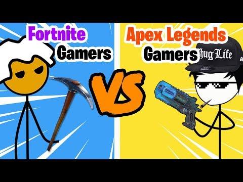 Xxx Mp4 Fortnite Gamers Vs Apex Legends Gamers 3gp Sex