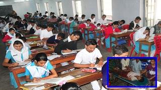 বাবার লাশ রেখেই এস এস সি পরীক্ষা দিলেন মেয়ে   Bangla Exclusive News
