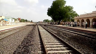 Sikar fatehpur shekhawati frist train run date 20_06_2017