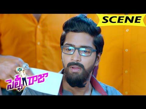 Sapthagiri Hilarious Comedy With Allari Naresh - Selfie Raja Movie Scenes