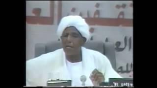 كلمات من ذهب في نهضة الامة للدكتور عبد الله الطيب