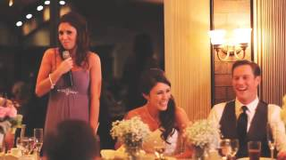 Funny Maid of Honor Speech