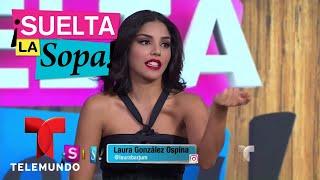 Laura González nos suelta la sopa del Miss Universo | Suelta La Sopa | Entretenimiento