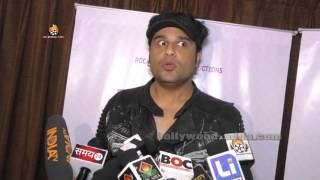 Comedy Nights Live - Kapil Sharma & Krishna FULL Speech - BIG Fight