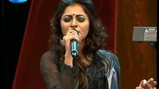 Jodi Rat Pohale Covered by Liza | যদি রাত পোহালে শোনা যেত - লিজা | Musical Program | Rtv