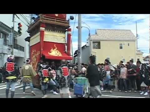 2012 亀崎� �干祭(後の日)2 ー半田市ー
