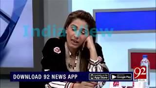 Pakistan media ANGRY why America always support INDIA not Pakistani | Pak media on India latest HD