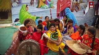 Baisakhi Fervor at Chandigarh University-- Heritage Festival 2016