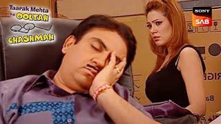 Jethalal flirting with Babita | Romantic and Funny Moments | Taarak Mehta Ka Ooltah Chashma