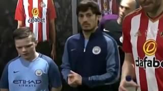 David Silva vs Sunderland (Away) - Individual Highlights - 05/03/17 - HD