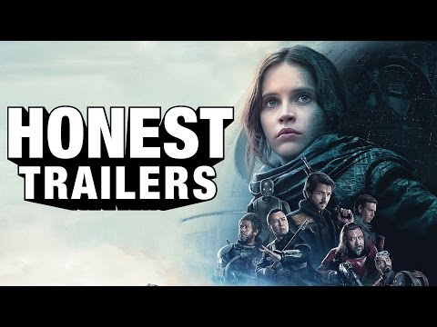 Honest Trailers Rogue One A Star Wars Story
