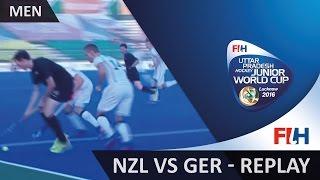 New Zealand v Germany - Men's Hockey Junior World Cup Lucknow