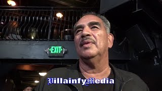 ABEL SANCHEZ FEELS MIKEY GARCIA SHOULD TAKE PACQUIAO FIGHT OVER ERROL SPENCE, EXPLAINS WHY?