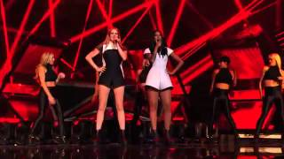 Icona Pop   I Love It and All Night Medley   America's Got Talent 2013 Finale