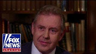 British ambassador on Iran, terror, Brexit, US-UK relations