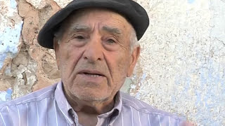 'Se veía venir...', dos abuelos de Soria predicen la crisis en 2007. Subtitles (ES, EN, DE)