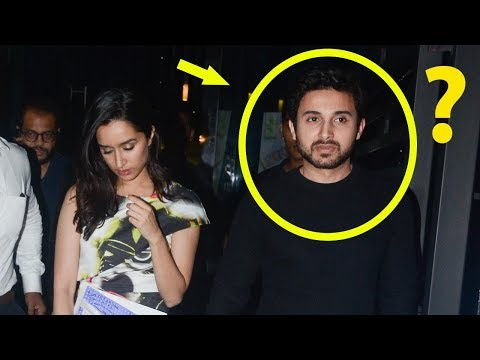Xxx Mp4 Shraddha Kapoor CAUGHT With New Boyfriend After Late Night Dinner Date 3gp Sex
