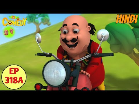 Xxx Mp4 Motu Patlu Cartoon In Hindi 3D Animated Cartoon Series For Kids Motu Ki Bike 3gp Sex