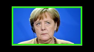 NEWS 24H - Merkel to hold coalition talks with the spd next week