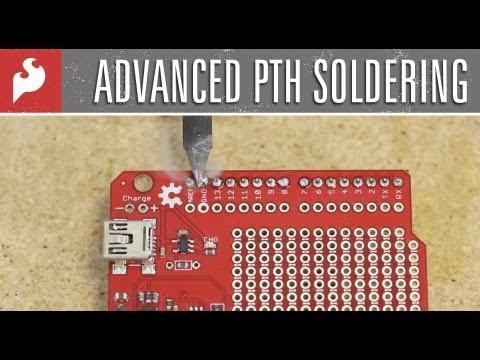 Xxx Mp4 SparkFun Advanced PTH Soldering 3gp Sex