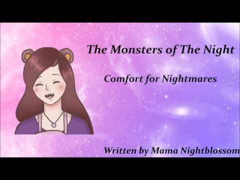 ASMR Roleplay - The Monsters of The Night