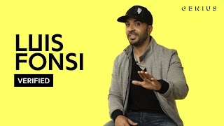 "Luis Fonsi ""Despacito"" Official Lyrics & Meaning 