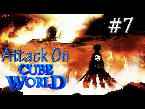 Attack On Cube World | Alpha | WE HAVE SEX WITH ANIMALS :D #7