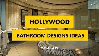 50+ Awesome Hollywood Bathroom Designs Ideas in 2017