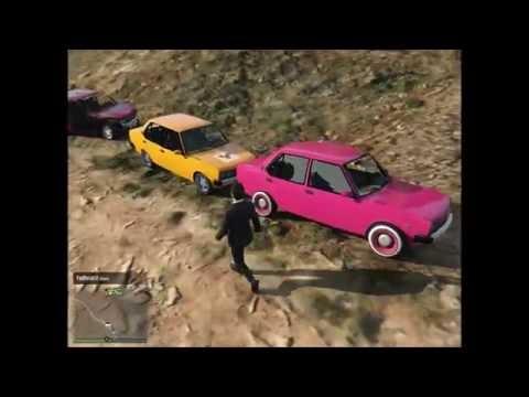 TÜRK ONLİNE GAMER GTA 5 ŞAHİN VE MURAT 131 ETKİNLİĞİ