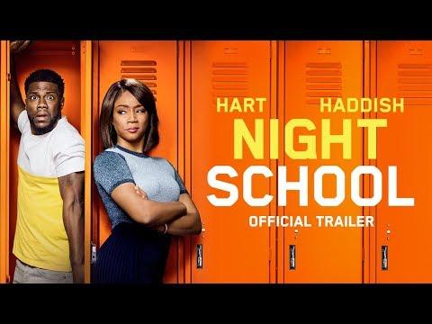 Night School Official Trailer HD