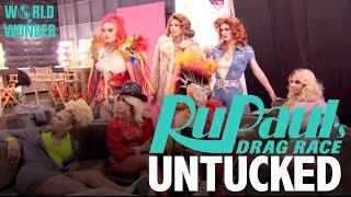 Untucked: RuPaul's Drag Race Season 8 - Episode 3