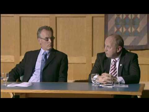 TUV takes on Bomber Kelly while his DUP partner sits silent