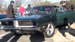 1969 Charger with a 605 Hemi