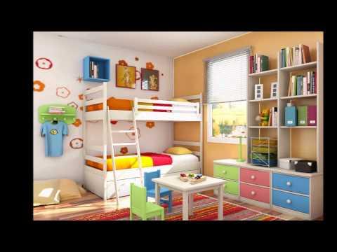 Contoh Desain Kamar Tidur Anak Perempuan Nan Cantik