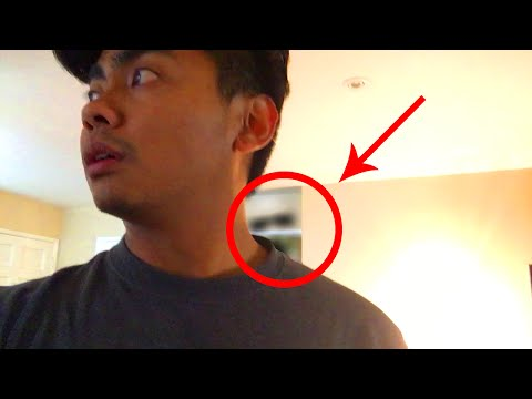 Ghost Haunting Caught On Camera!