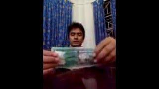 New Magician / 100 টাকার নোট 500 টাকায় রুপান্তরের ম্যাজিক দেখুন..