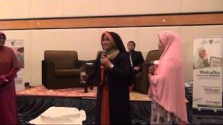 Talk Show Bersama Neno Warisman di Al Khor Qatar 20 Desember 2014 - Part 2