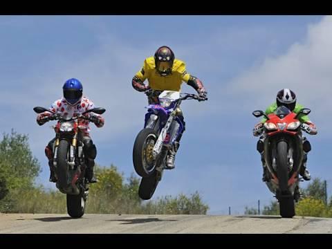 RECO MOTO TOUR 2009 INTERDIT AUX PARENTS MOTO JOURNAL