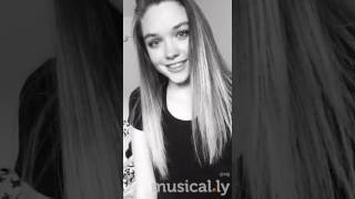Signa O'keefe's First Musical.ly!