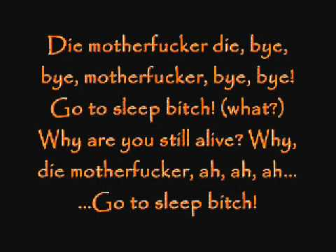 Go To Sleep - Eminem Lyrics