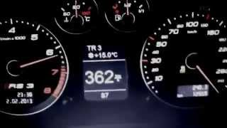 Audi RS3 363 km/h autoroute est-ouest en Algérie  YouTube