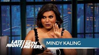 Mindy Kaling: Bridesmaids Have It Way Worse Than Groomsmen - Late Night with Seth Meyers