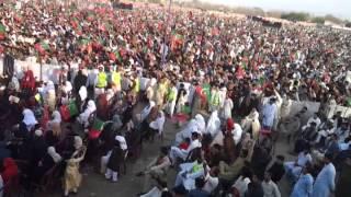 PTI IMRAN KHAN PESHAWAR JALSA VIDEOS 10 03 2013_5