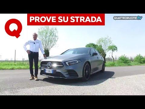 La nuova Mercedes Classe A spiegata da Paolo Massai Quattroruote