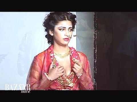 Shruti Haasan dazzles as gorgeous bride in sizzling photoshoot