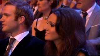 British Soap Awards 2012: Sexiest Male & Female (Scott Maslen & Michelle Keegan)