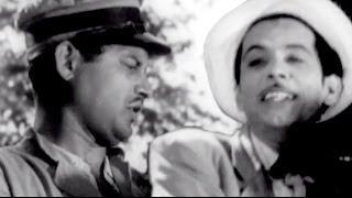 Guru Dutt, Johny Walker, Aar Paar Comedy Scene - 9/12