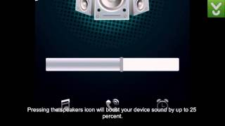 Easy Volume Booster - Increase the volume of your device