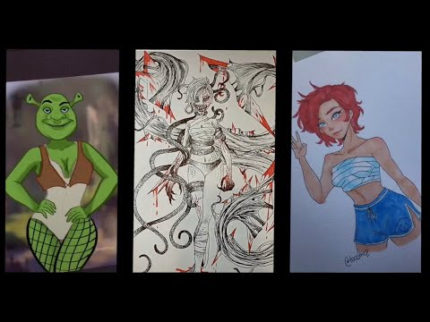 Tiktok Art Compilation 2